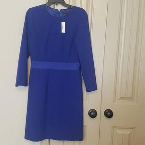 Royal blue formal/work dress